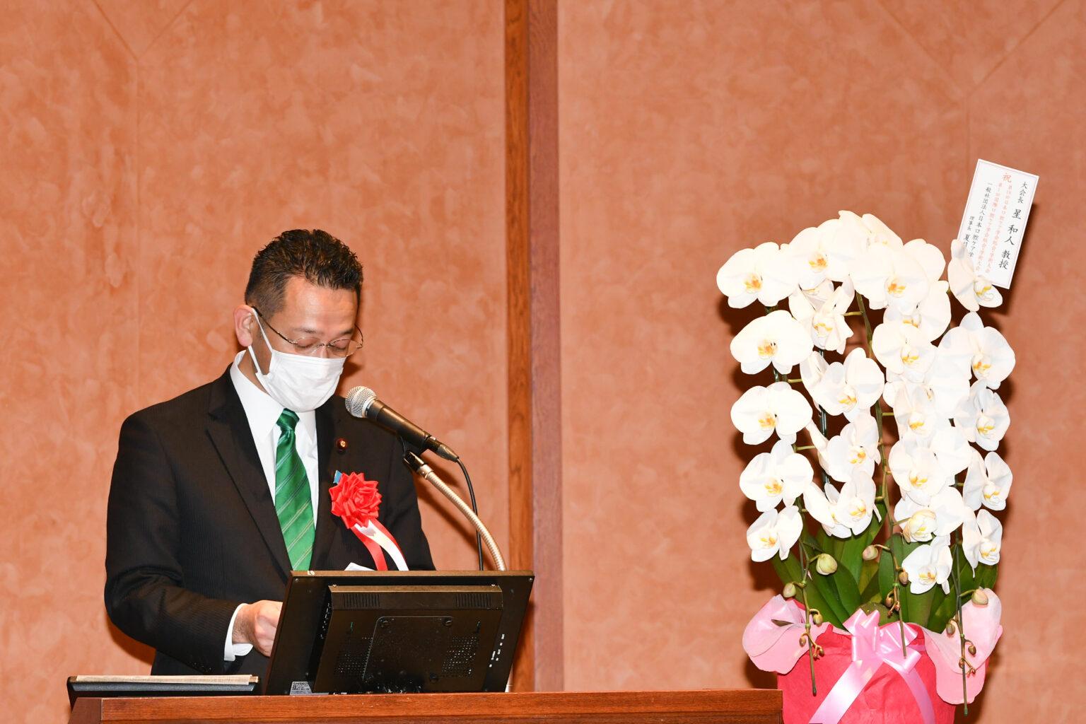 Dr.Satoru Komatsumoto, President, Asian Hospital Federation